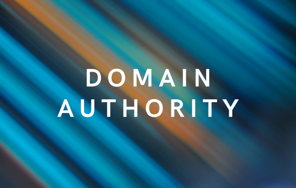 Domain Authority Changing